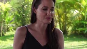 Wzruszający wywiad Angeliny Jolie