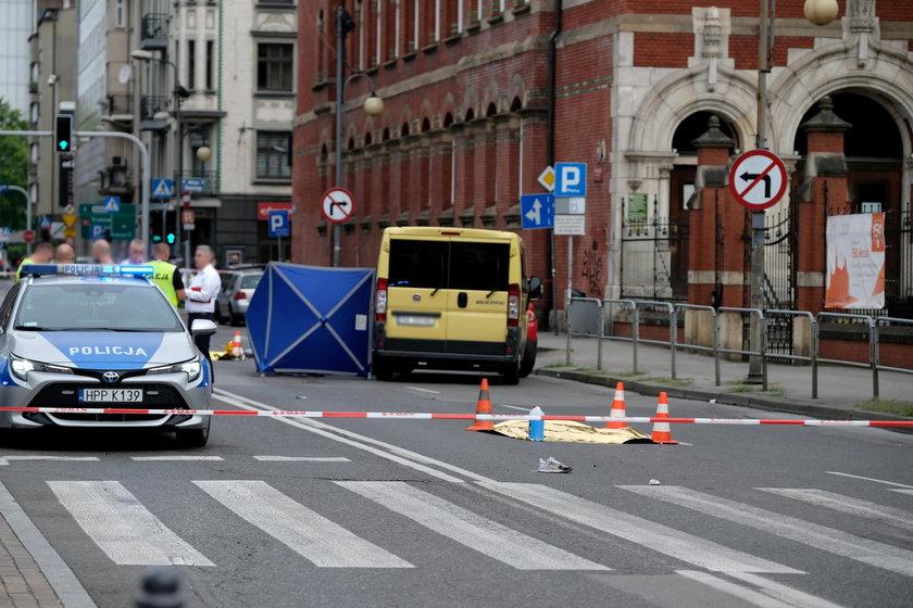 Tragiczny wypadek w Katowicach