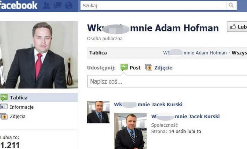 Hofman wk... ludowców