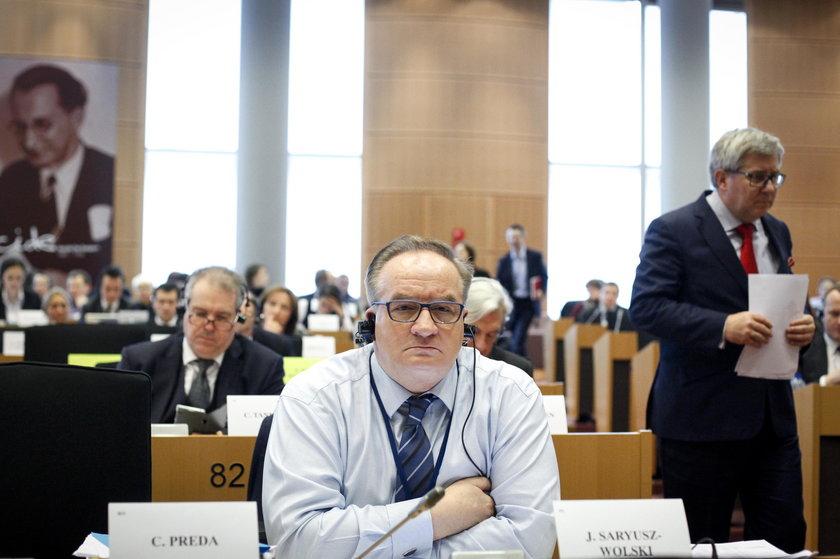 Nie chcą Saryusz-Wolskiego na szczycie UE