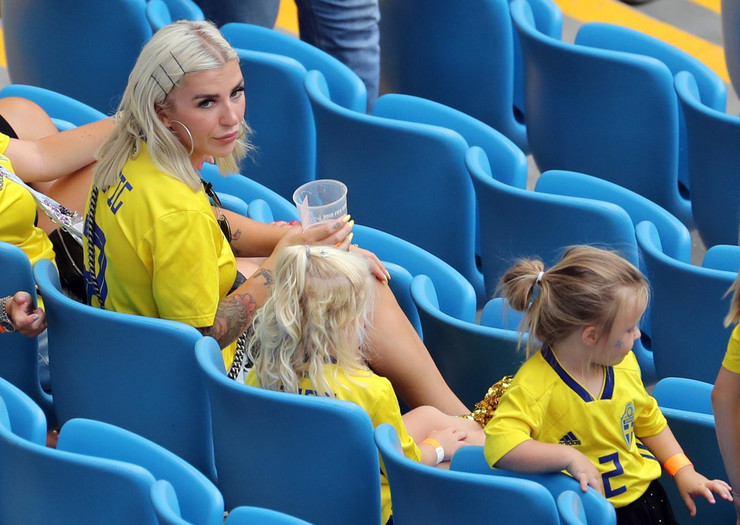 Fudbalska reprezentacija Švedske
