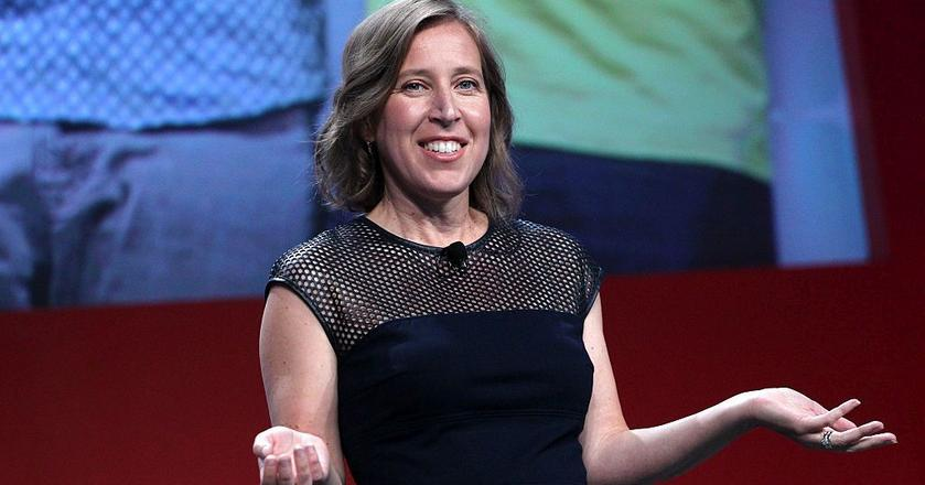Susan Wojcicki, szefowa YouTube'a