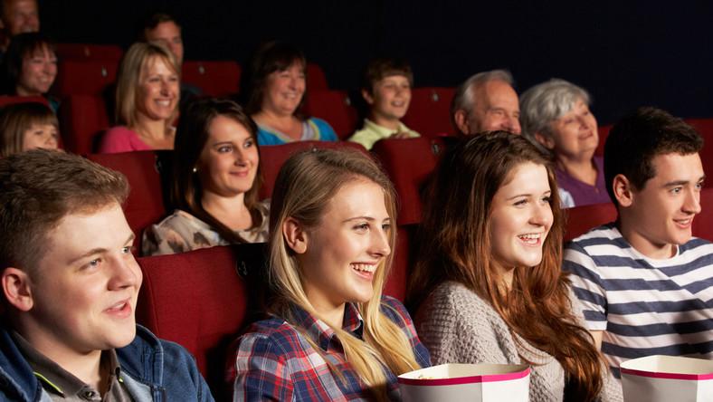Jakie filmy oglądają młodzi ludzie?