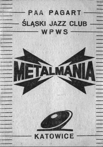 Metalmania 86