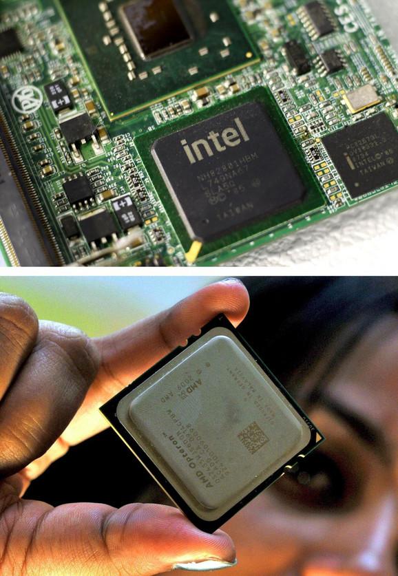 Intel procesori su prvi na udaru
