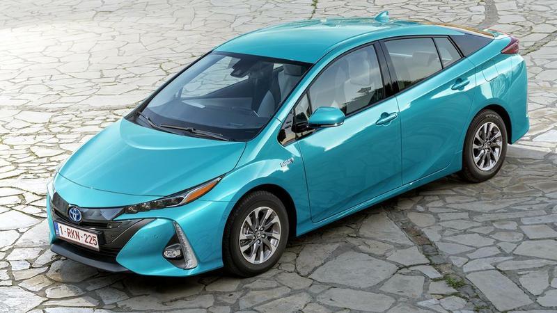 Toyota Prius - hybryda plug-in w dobrej cenie