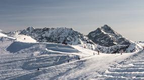 W Tatrach panują trudne warunki. Zagrożenie lawinowe jest wysokie