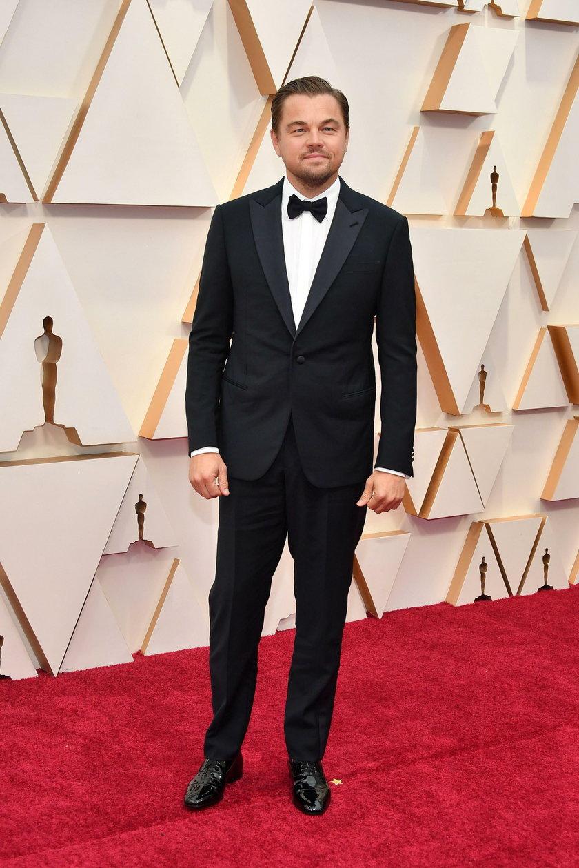 Leonardo DiCaprio na 92. gali rozdania Oscarów