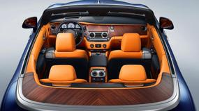 Rolls-Royce Dawn – luksusowo i z wiatrem we włosach
