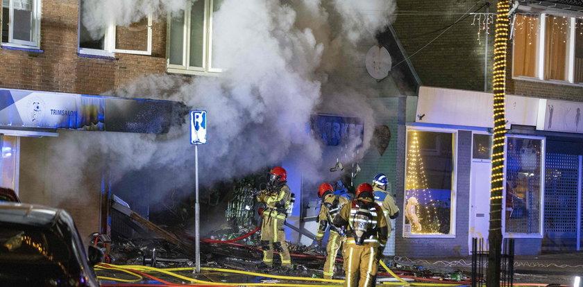 Wybuchy w dwóch polskich supermarketach w Holandii! To cud, że nikt nie zginął