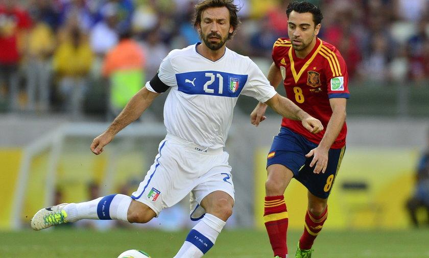 Włochy, Hiszpania, Puchar konfederacji
