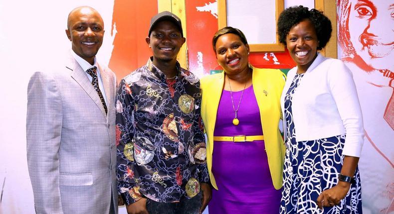 'Twa Twa' Pastor causes a stir on Citizen TV surprises Rashid Abdalla and Lulu Hassan[Video]