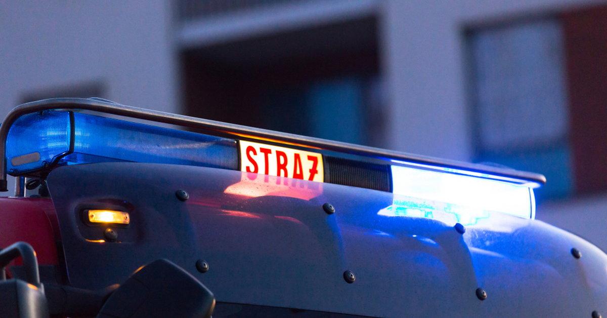 Burze nad Pomorzem Zachodnim: Wiele interwencji straży. Trwają poszukiwania kajakarzy - Szczecin