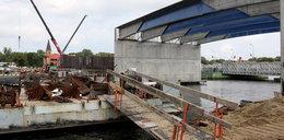 Tak wyglądają pierwsze przęsła mostu w Sobieszewie!