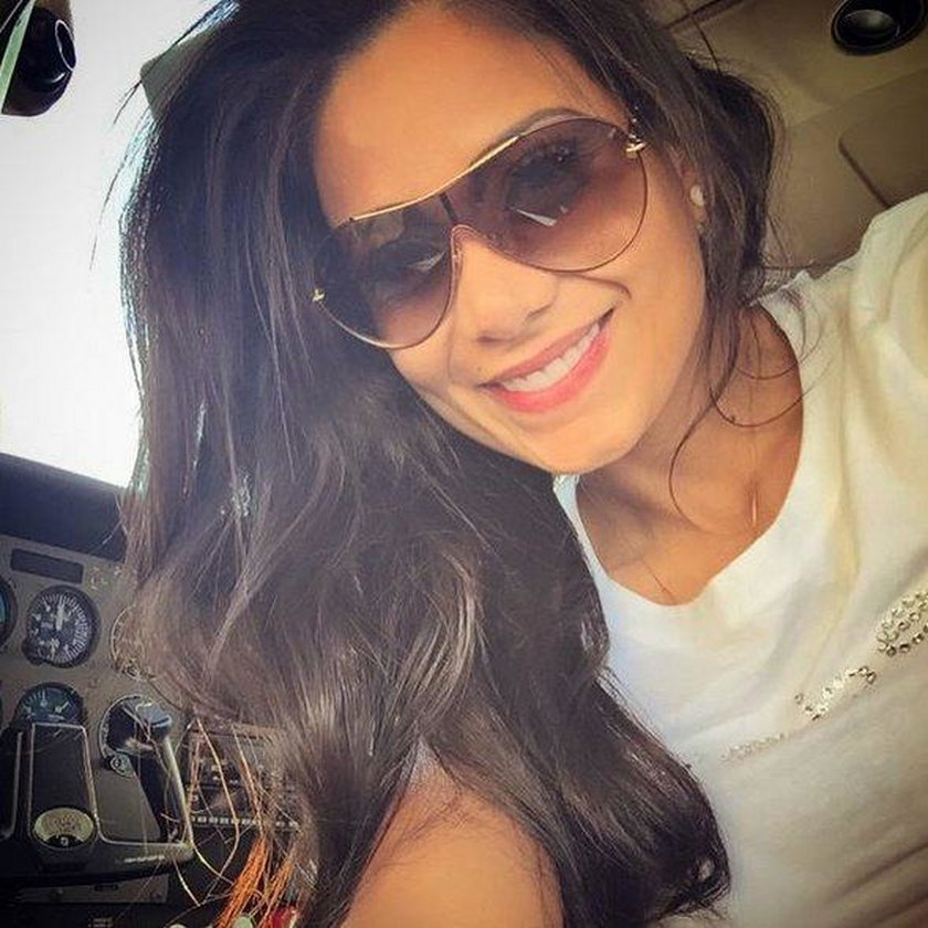 Sissy Arias była drugim pilotem samolotu Bolivian Lamia