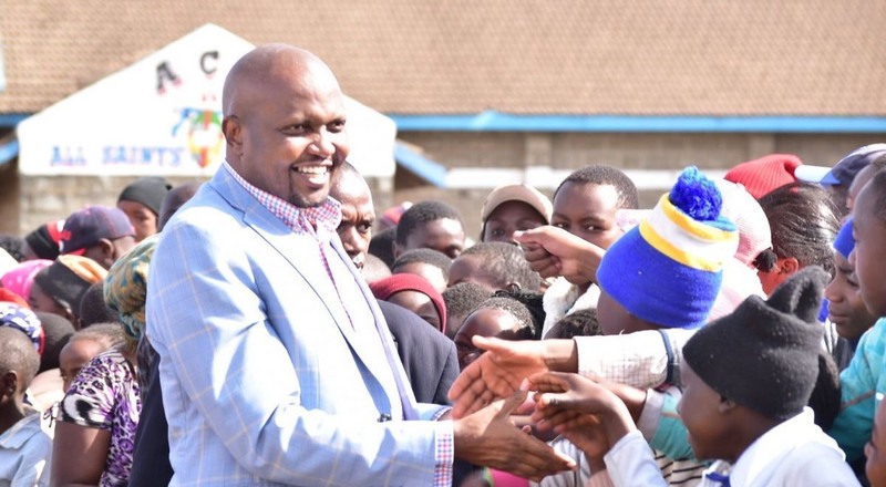 Court acquits Moses Kuria
