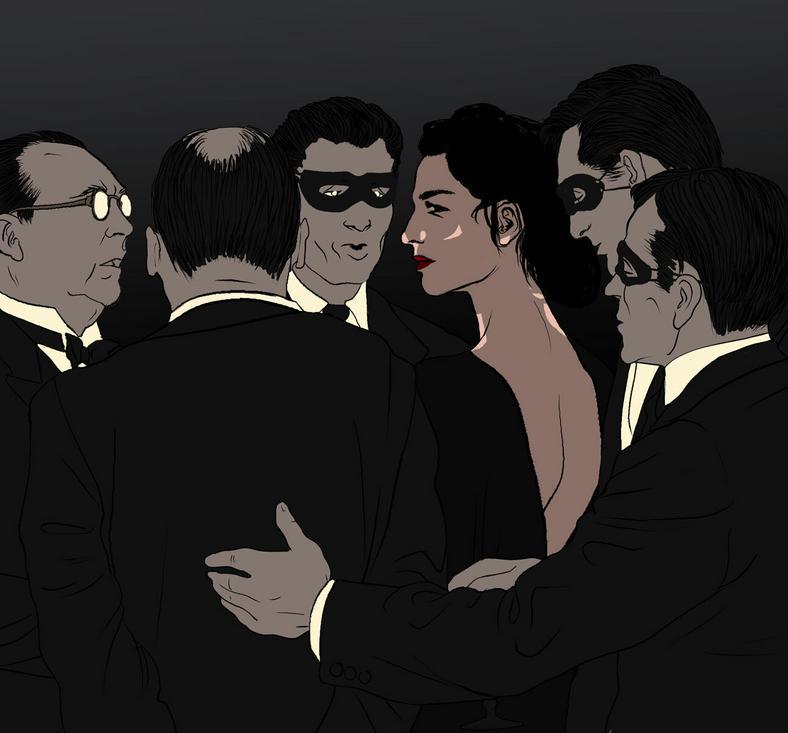 Grafika autorstwa Dagmary Matuszak