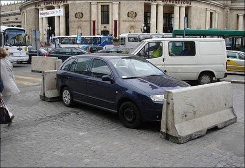 Zaparkowali i spotkała ich kara. Słusznie?