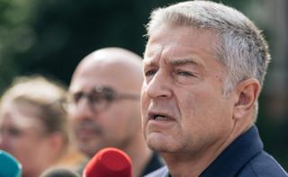 Mazurek: Mam nadzieję, że wymiar sprawiedliwości poradzi sobie z panem Frasyniukiem
