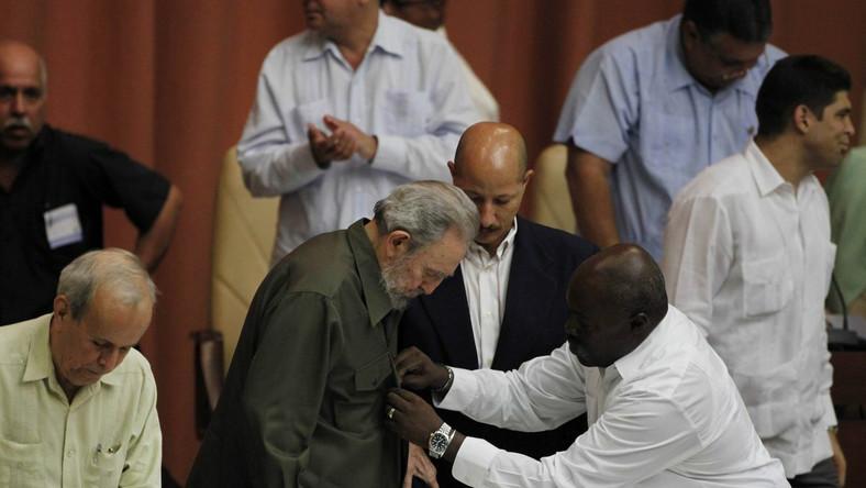 Koniec świata! Fidel Castro rezygnuje!