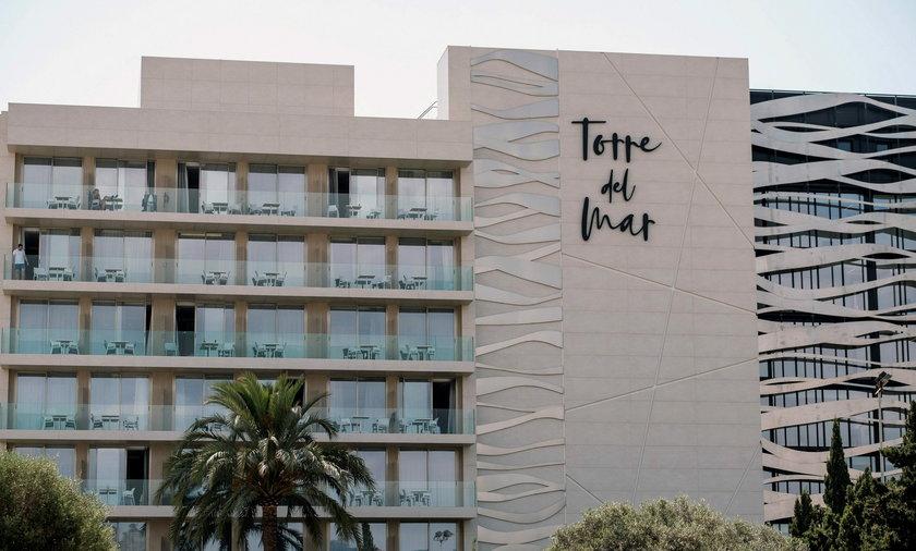 Do tragedii doszło w czterogwiazdkowym hotelu.