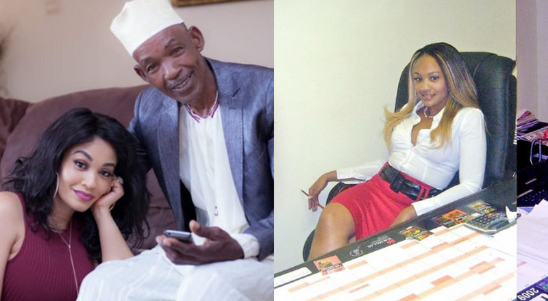 Zari talks about her father as she reminisces past struggles (Photos)