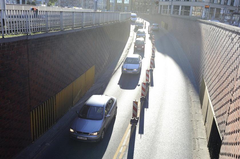 Tunel północny pod pl. Dominikańskim we Wrocławiu
