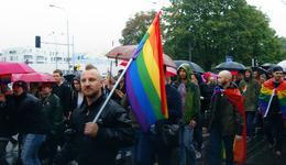 Marsz Równości przeszedł ulicami miasta