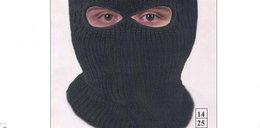 Oto najgłupszy portret pamięciowy bandyty w Polsce. Zobacz