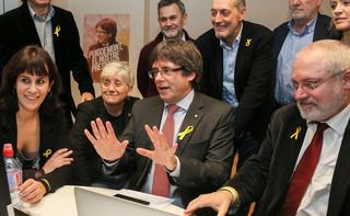 Hiszpania: Sąd odrzucił wniosek o wydanie ENA wobec Puigdemonta