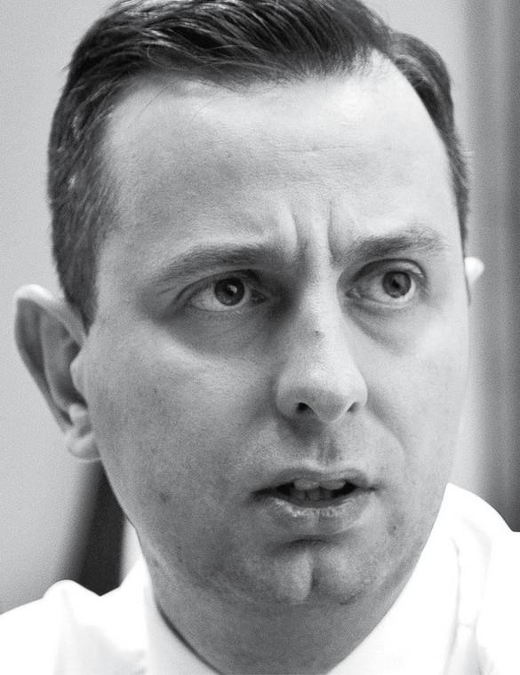 Władysław Kosiniak-Kamysz prezes Polskiego Stronnictwa Ludowego