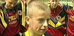 Mały Kamil Grosicki na nagraniu sprzed lat. Wideo robi furorę w sieci