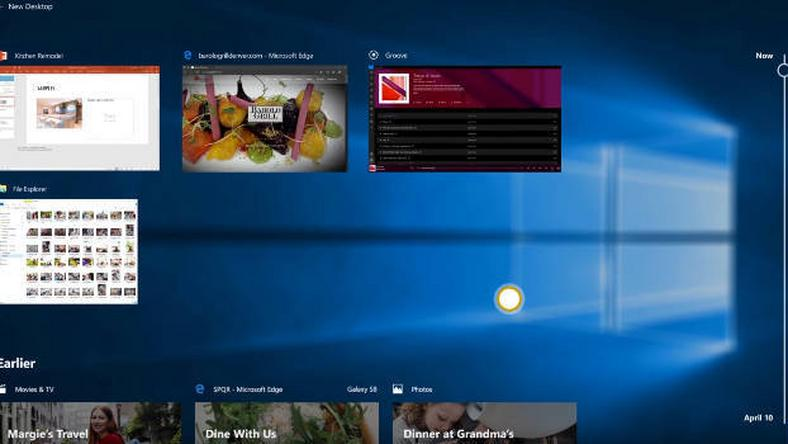 Windows 10 Fall Creators Update z Fluent Design we wrześniu (BUILD 2017)