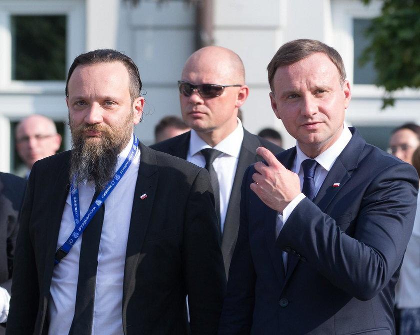 Wojna w Pałacu Prezydenckim. Duda ma problem?
