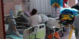 Brakuje miejsc dla pacjentów