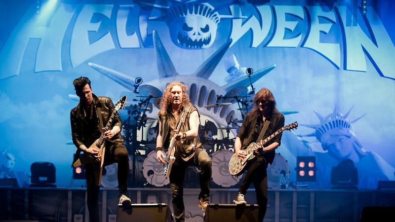 Cieszanów Rock Festival 2015: Helloween