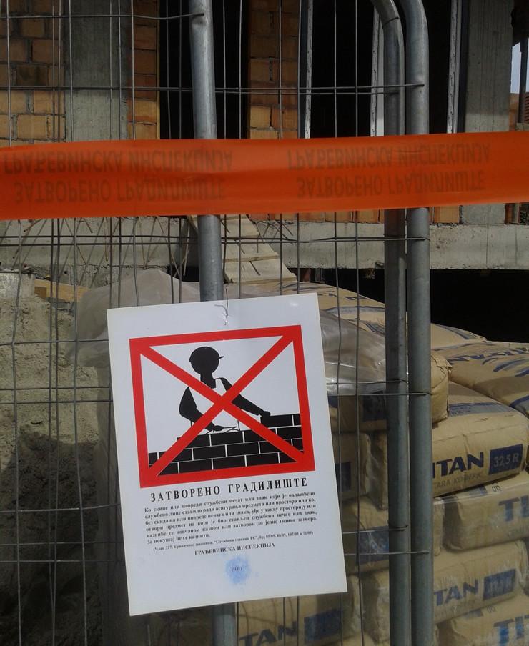 nelegalna gradnja Danijelova 9 Voždovac zgrada