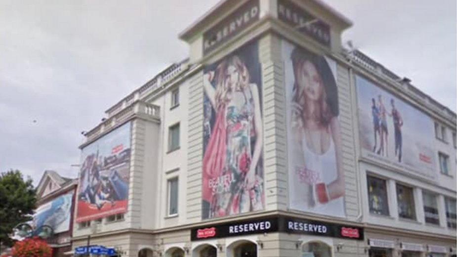 Znikające reklamy w Sopocie