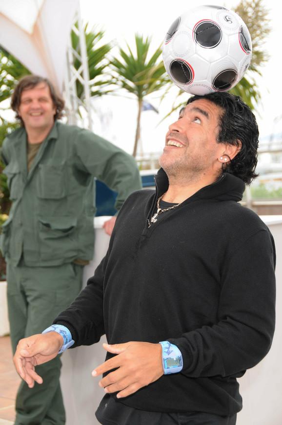Kusturica i Maradona