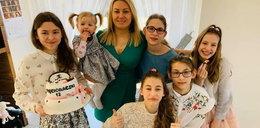 Kieleckie pięcioraczki świętowały kolejne urodziny. Ależ one wyrosły!