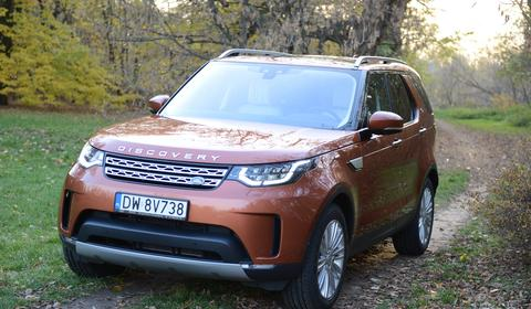 Land Rover Discovery 2.0 SD4 – konkurent Volvo? | TEST