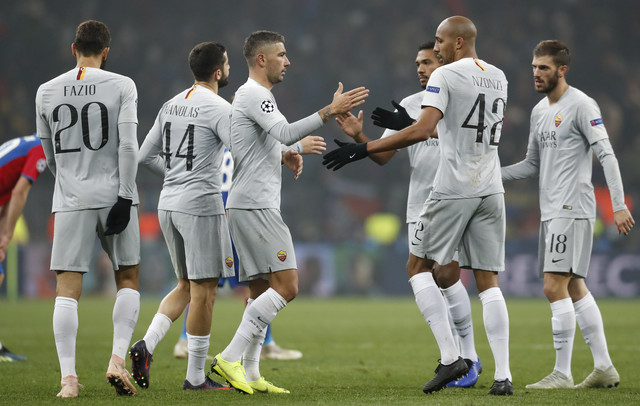 Kolarov sa Romom dočekuje Real Madrid u Ligi šampiona