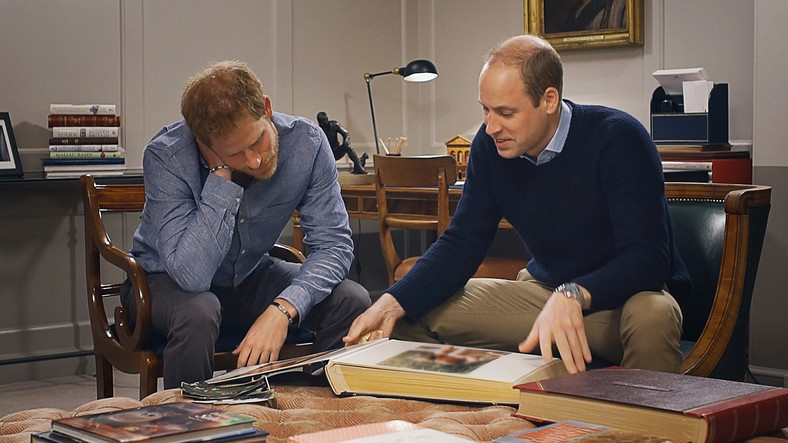 """Diana, Our Mother: Her Life and Legacy"" - kadr z filmu (fot. HBO)"