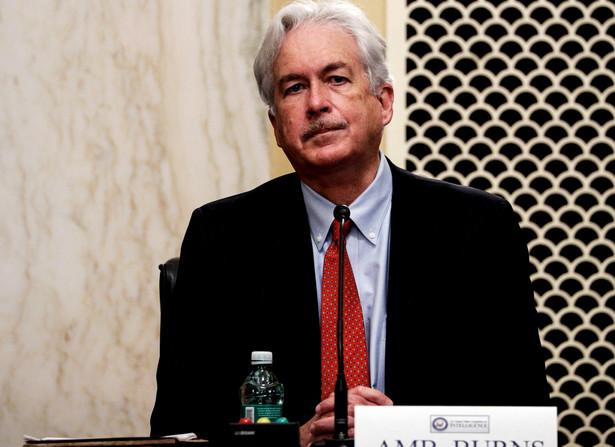 William Burns, przyszły szef CIA
