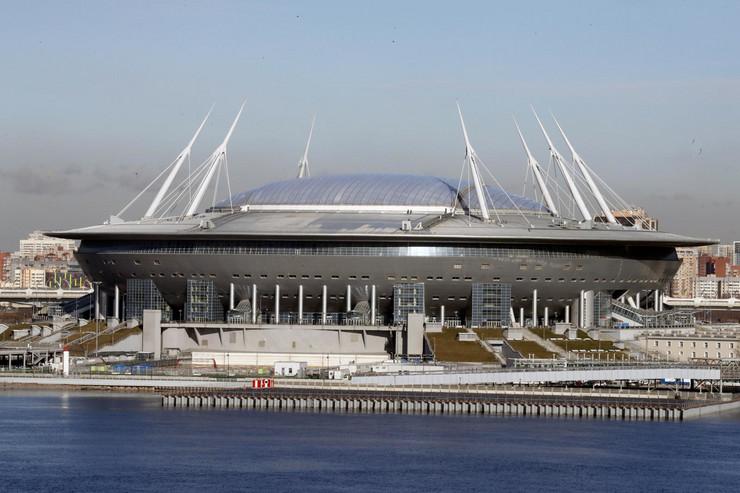 Sankt Peterburg arena