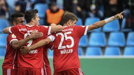 """Puchar Niemiec: """"Lewy"""" i spółka rozbili Chemnitzer FC, awans Borussii Dortmund i SC Freiburg"""