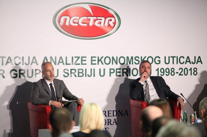 Mihailo Jankovic, Nectar i Marko Čadež, PKS