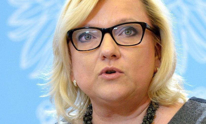 Kempa zarządziła: Urzędnicy nie pójdą na marsz KOD