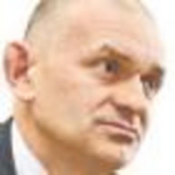 Andrzej Zwara, prezes Naczelnej Rady Adwokackiej Fot. Wojciech Górski