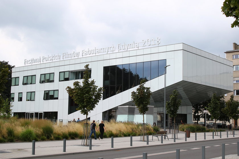 Gdyńskie Centrum Filmowe.